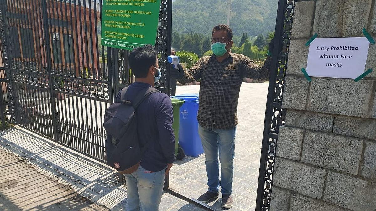 कोविड की स्थिति बिगड़ने पर जम्मू-कश्मीर के 11 जिलों में संपूर्ण लॉकडाउन