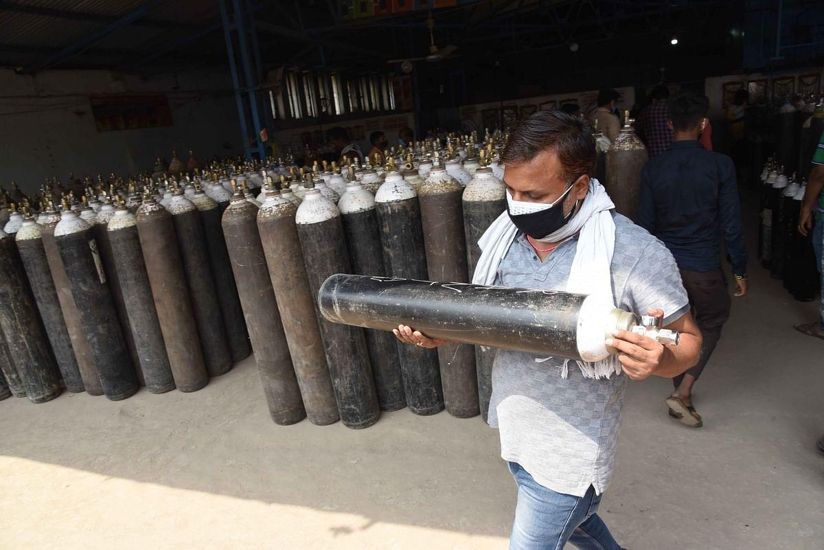 कानपुर : ऑक्सीजन प्लांट में सिलेंडर फटने से 1 की मौत