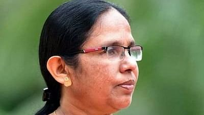 केरल की स्वास्थ्य मंत्री हुईं क्वारंटीन
