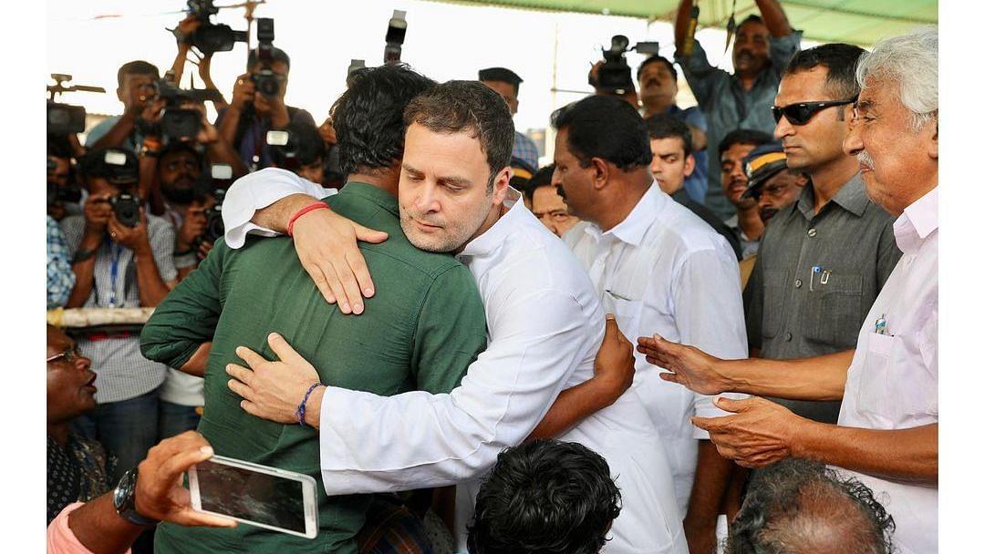 हम वायरस को हराएंगे, फिर से गले मिलेंगे : राहुल गांधी