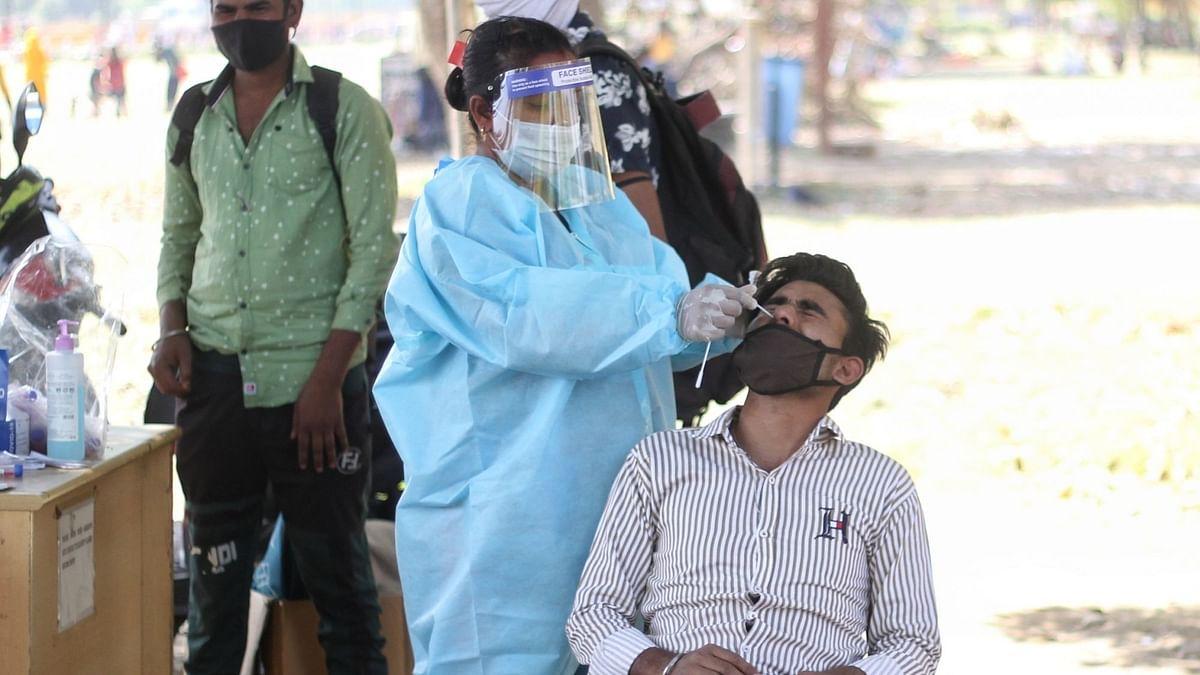 कोरोना हो रहा बेकाबू, यूपी में 20,510 नए संक्रमित मिले