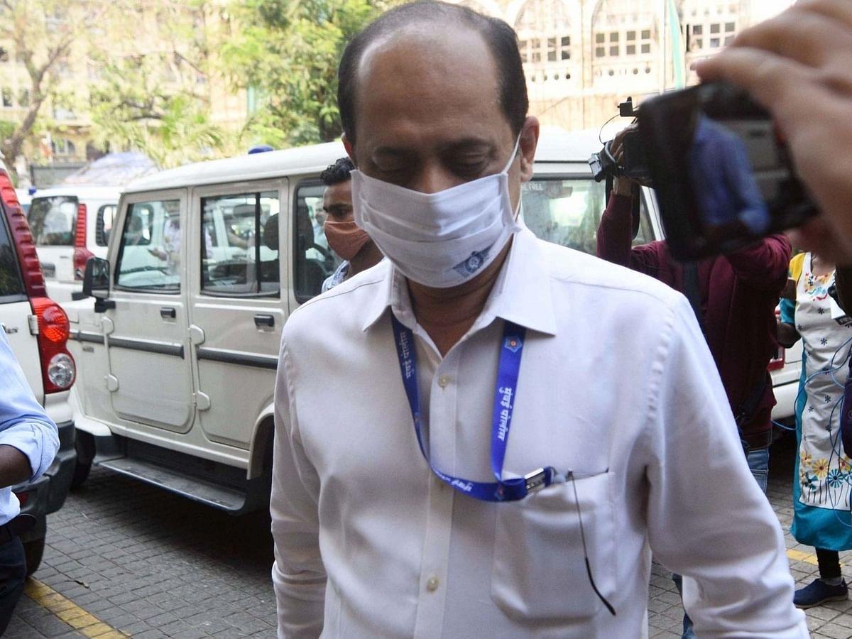 मुंबई स्पेशल कोर्ट ने वाजे की NIA हिरासत 7 अप्रैल तक बढ़ाई