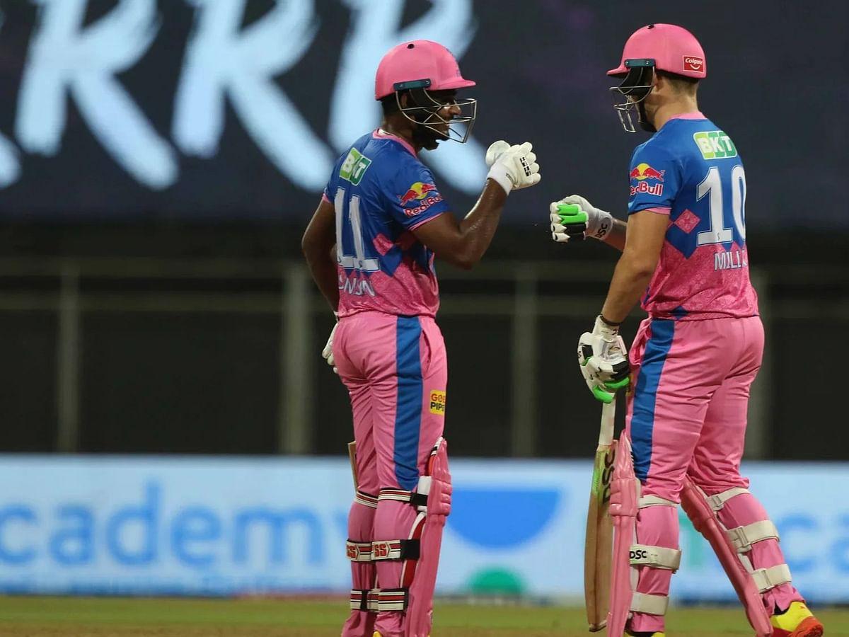 IPL-14: राजस्थान रॉयल्स ने कोलकाता नाइट राइडर्स को 6 विकेट से दी मात