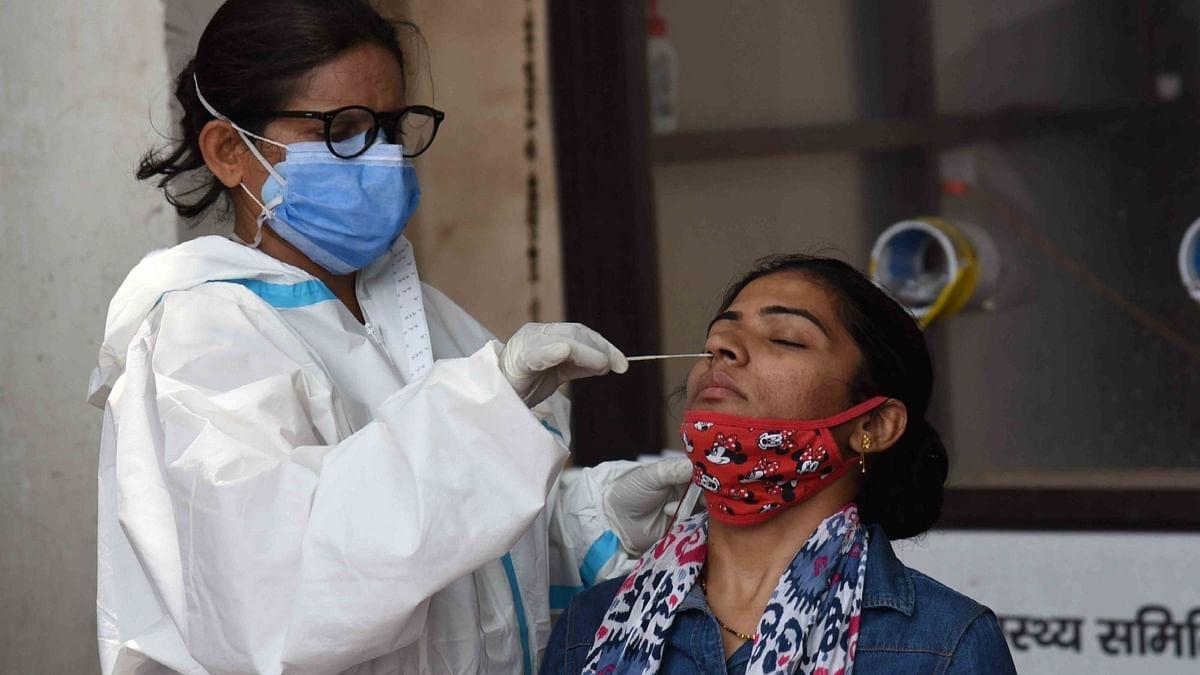 बिहार में कोरोना ने पकड़ ली रफ्तार, 1 दिन में मिले 12,672 नए मरीज
