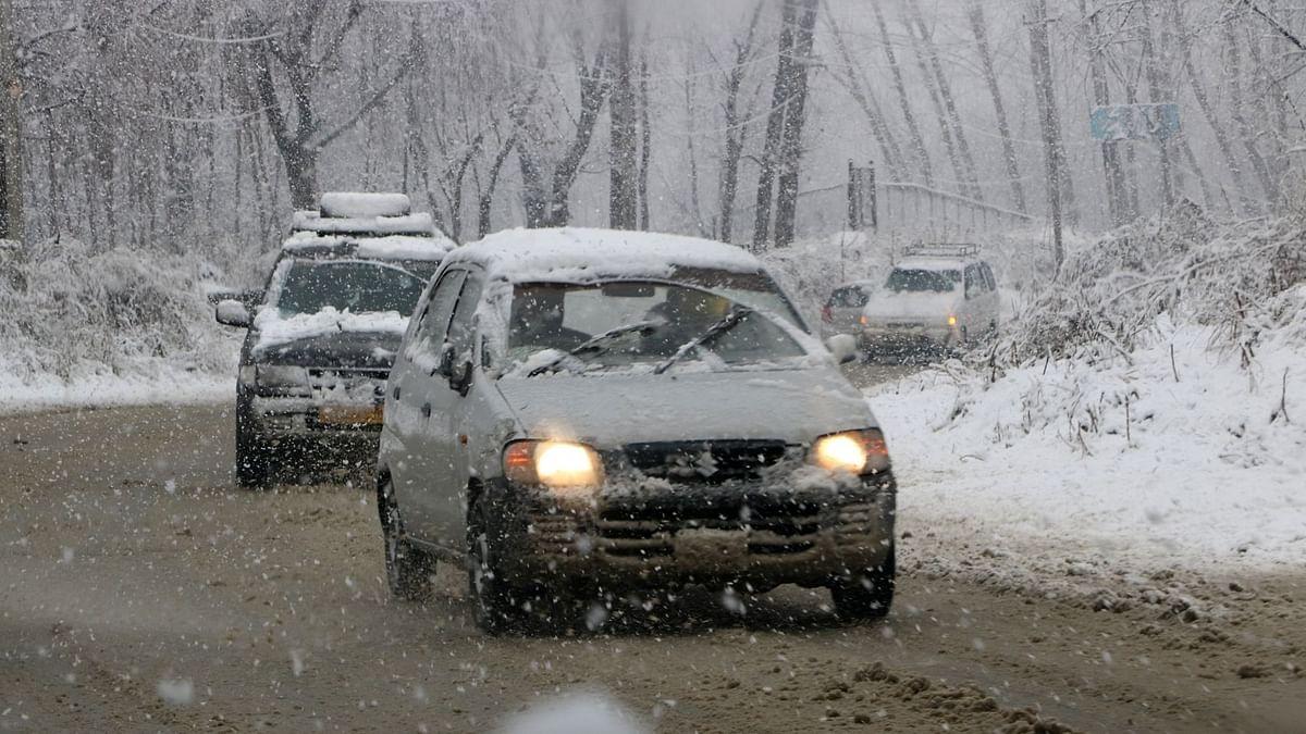 जम्मू-कश्मीर में अगले सप्ताह बारिश, बर्फबारी की संभावना