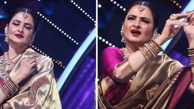 Indian Idol शो पर ऐसा क्या हुआ जो रेखा ने बोल दिया, 'शादीशुदा आदमी को प्यार करना क्या होता है मुझसे पूछिये ना'