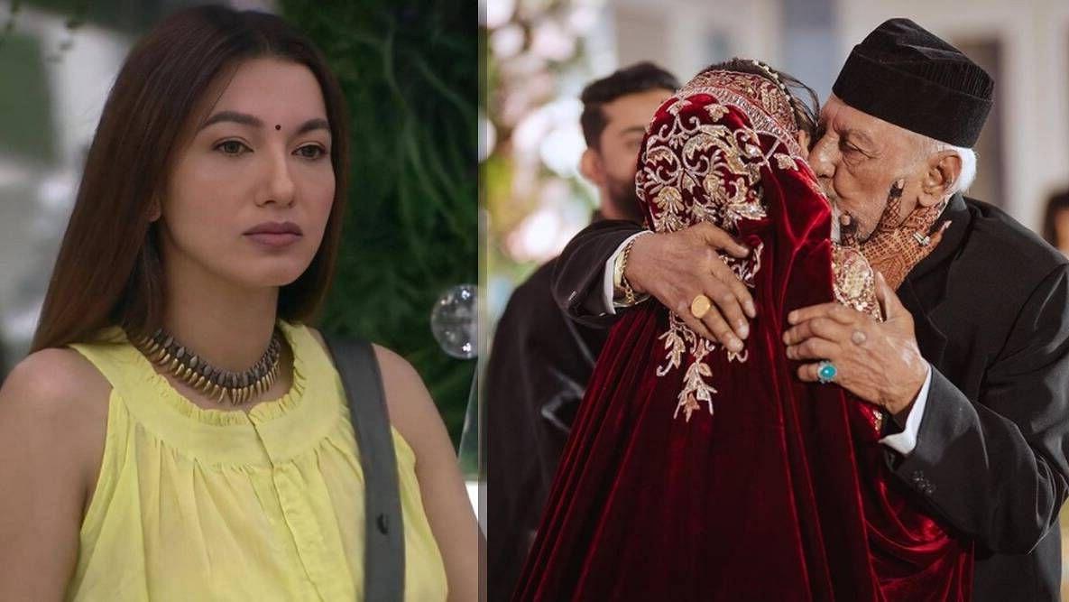 निधन के एक महीने बाद अभिनेत्री गौहर खान ने पिता को किया याद, सोशल मीडिया पर किया भावुक पोस्ट