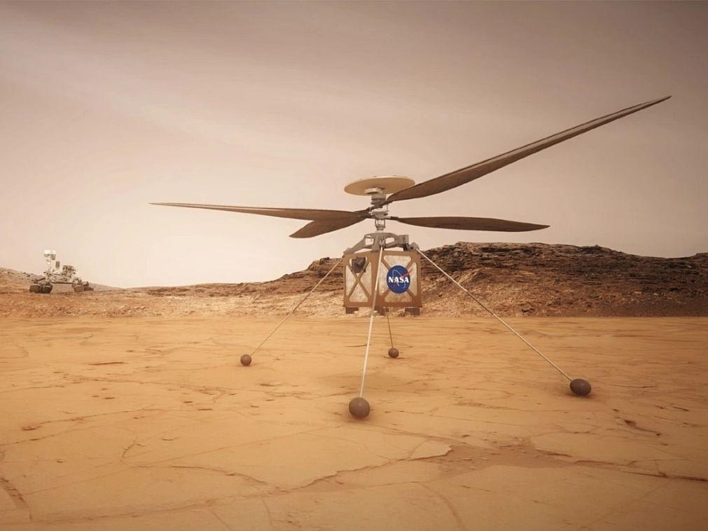 नासा के मार्स हेलिकॉप्टर की लॉन्चिंग में देरी, 11 अप्रैल को भरेगा उड़ान