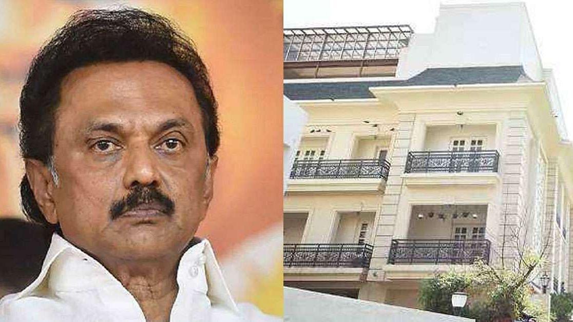 डीएमके अध्यक्ष स्टालिन की बेटी के घर पर IT की छापेमारी, तृणमूल ने भाजपा को घेरा