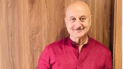 अनुपम खेर का मंत्र : मैं युवाओं के साथ ज्यादा कनेक्ट रहता हूं