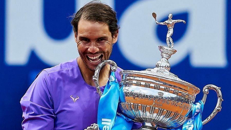 Tennis: नडाल ने 12वीं बार जीता बार्सिलोना ओपन खिताब