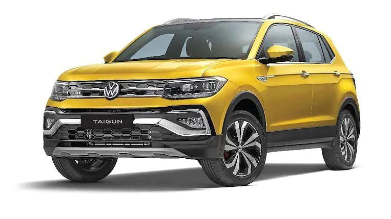 Volkswagen Taigun SUV हुई पेश: क्रेटा, सेल्टोस जैसी कारों को देगी टक्कर
