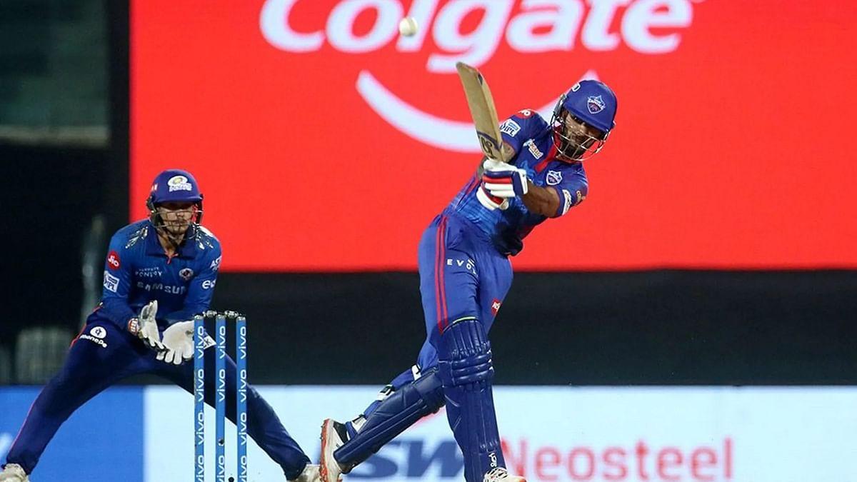 IPL-14: मुंबई इंडियंस को मात देकर दूसरे नंबर पर पहुंची दिल्ली कैपिटल्स, 6 विकेट से दी मात