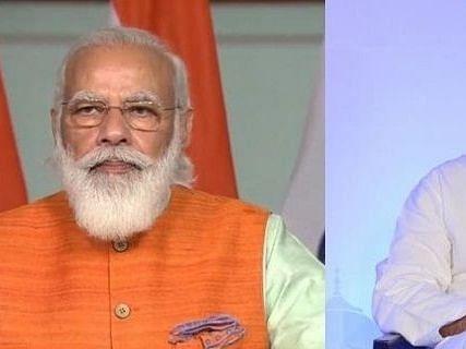 प्रधानमंत्री मोदी ने कोविड पॉजिटिव राहुल गांधी के स्वस्थ होने की कामना की