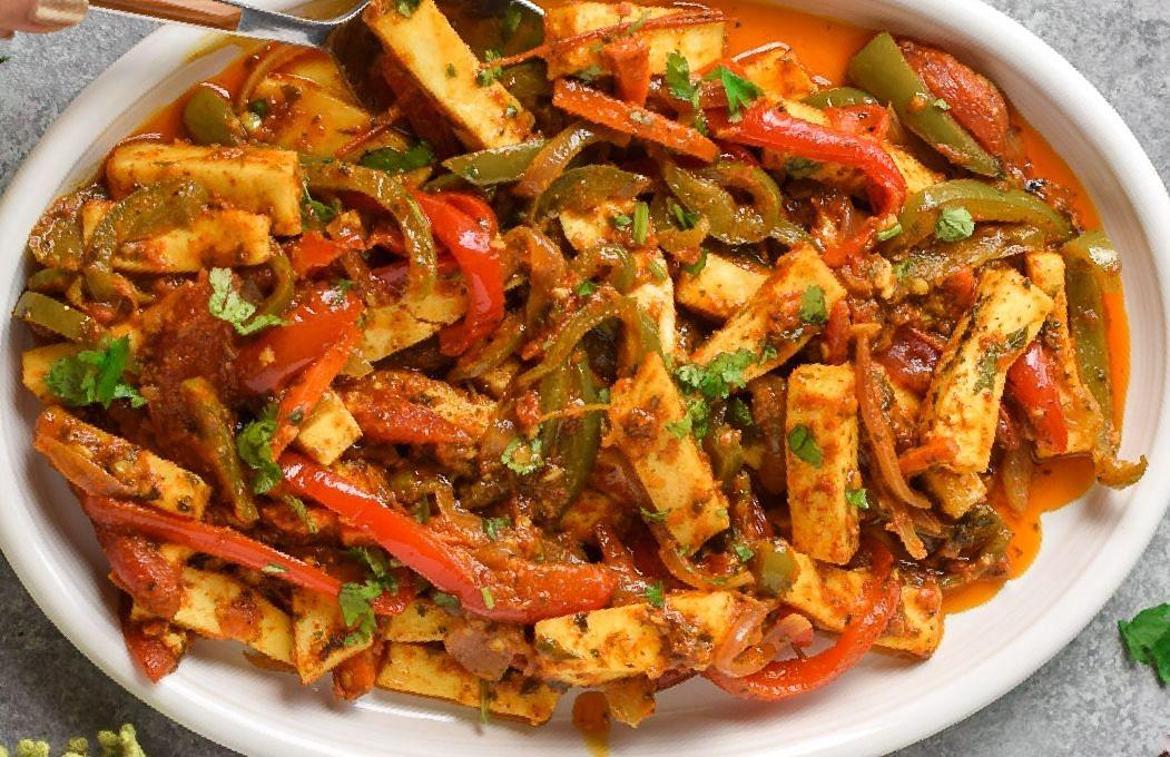 Recipe : Soyabean Mushroom Curry (सोयाबीन मशरूम करी)
