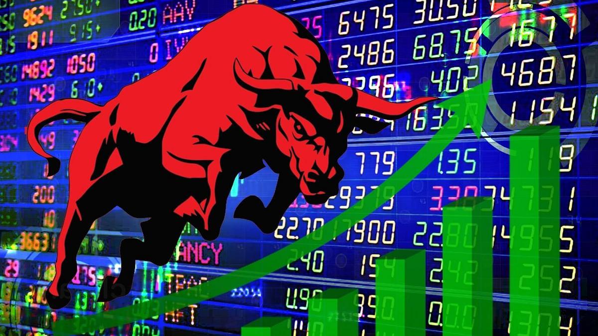 RBI की बैठक के नतीजों से पहले शेयर बाजार तेज, 200 अंक चढ़ा सेंसेक्स