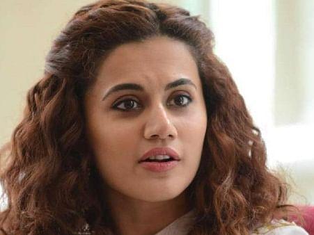यूजर ने तापसी पन्नू को बोला 'सस्ती माल', अभिनेत्री ने पलट कर दिया मुंहतोड़ जवाब