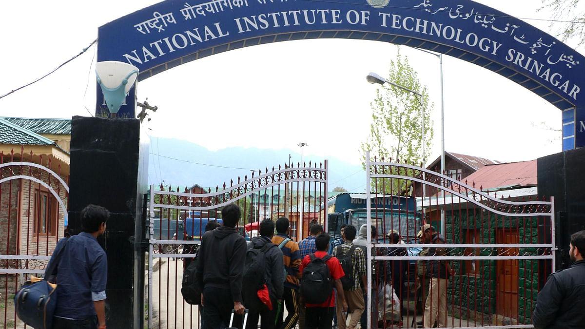 एनआईटी-श्रीनगर बंद, छात्रों से हॉस्टल खाली करने को कहा गया