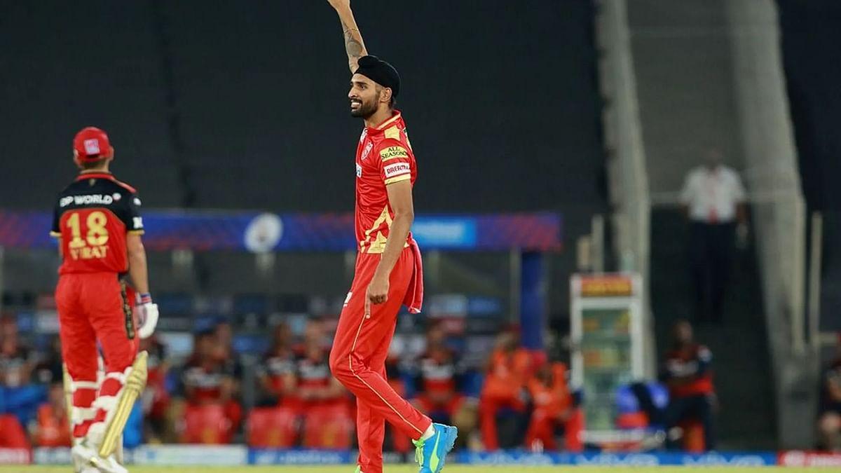IPL-14: पंजाब किंग्स ने रॉयल चैलेंजर्स बेंगलोर को 34 रनों से दी मात