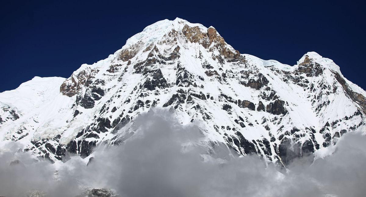 माउंट अन्नपूर्णा पर पहुंचीं 6 नेपाली महिला पर्वतारोही