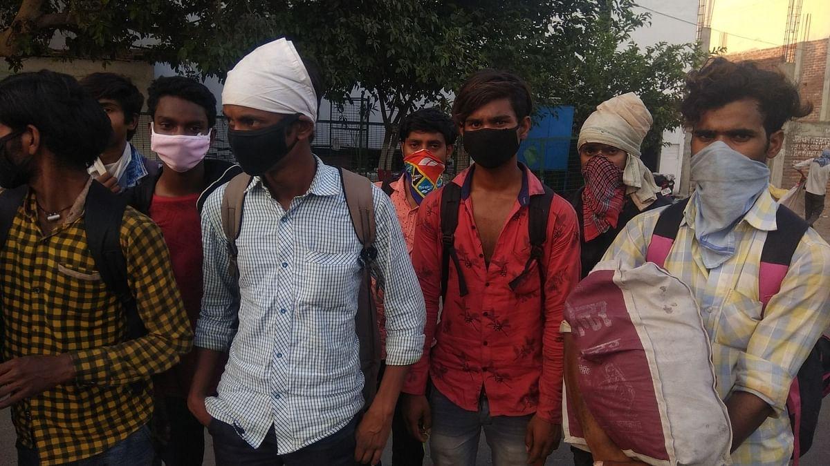 बिहार: महाराष्ट्र से आने वाले प्रवासी मजदूरों की होगी कोरोना जांच