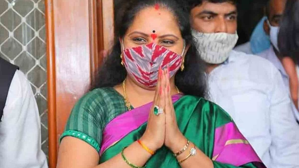 तेलंगाना : सीएम की बेटी ने कोविड संक्रमितों के लिए शुरू की हेल्पलाइन