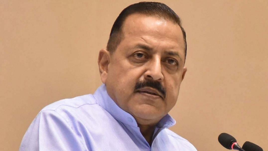 केंद्रीय राज्य मंत्री जितेंद्र सिंह भी हुए कोरोना पॉजिटिव
