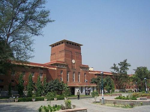 दिल्ली विश्वविद्यालय को 3 मई तक बंद रखने का फैसला