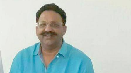 यूपी के मंत्री आनंद स्वरूप शुक्ला ने मुख्तार अंसारी को 'इस्लामिक आतंकवादी' कहा