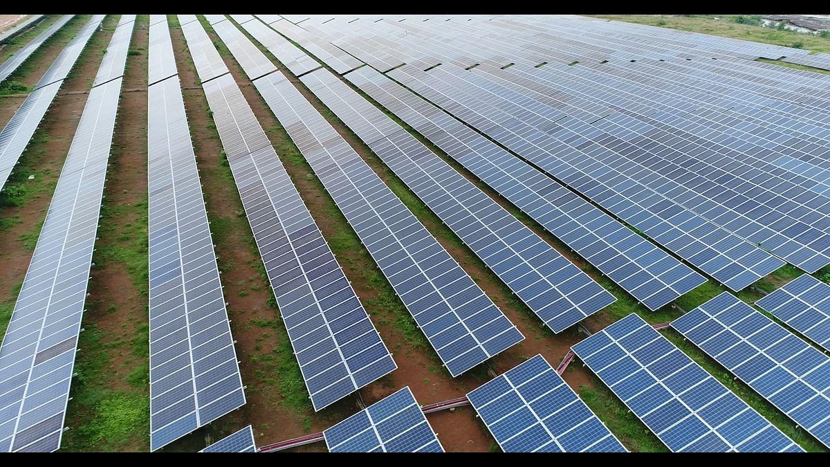 यूपी को सोलर एनर्जी का सबसे बड़ा हब बनाने में जुटी यूपी सरकार