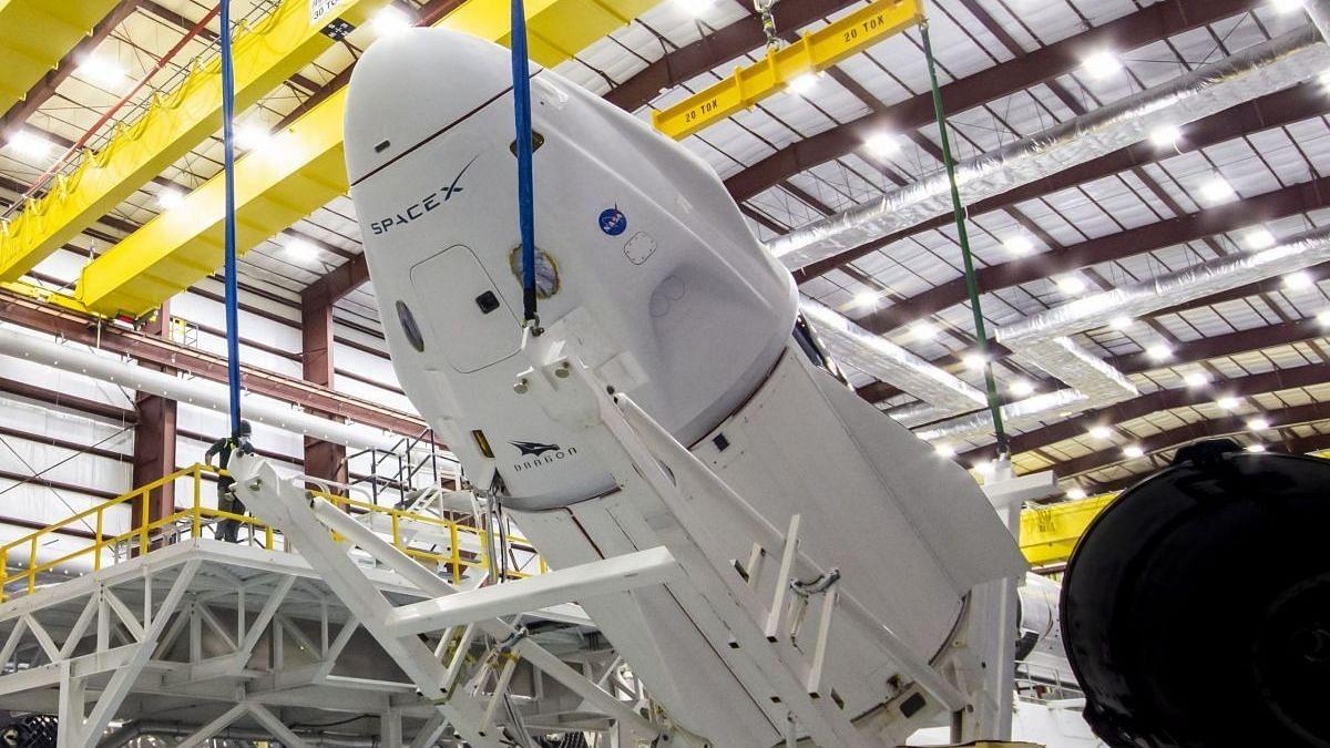 22 अप्रैल को NASA का स्पेसएक्स क्रू-2 लॉन्च होने के लिए तैयार