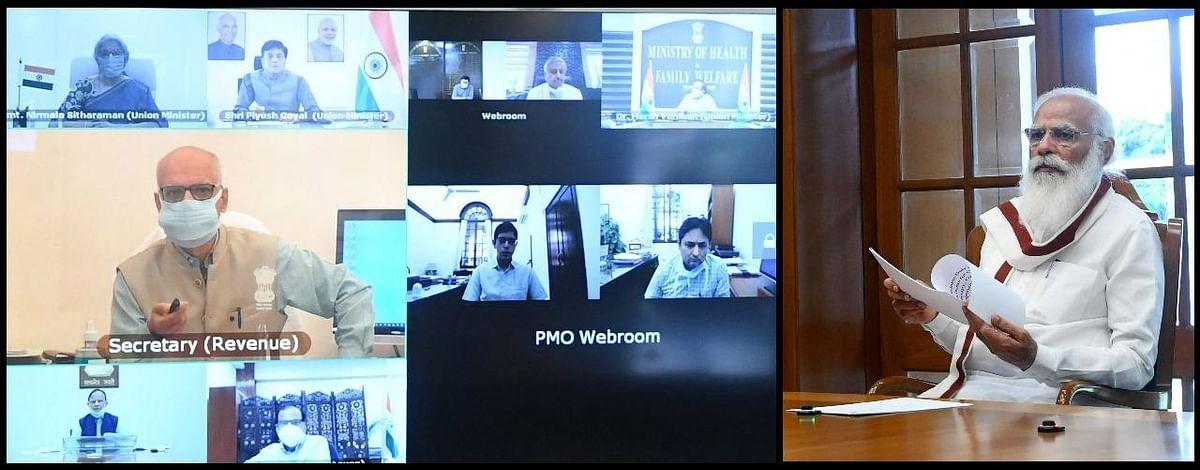 पीएम मोदी की बैठक में बड़ा फैसला, वैक्सीन और ऑक्सीजन उपकरणों पर माफ हुई कस्टम ड्यूटी