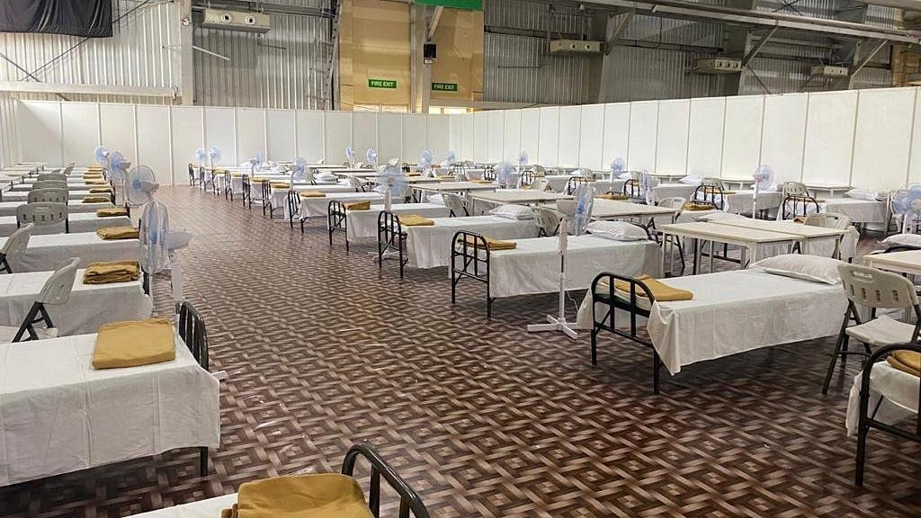 चेन्नई : बढ़ते कोरोना मामलों के चलते सरकारी अस्पताल के 75 प्रतिशत बेड हुए फुल