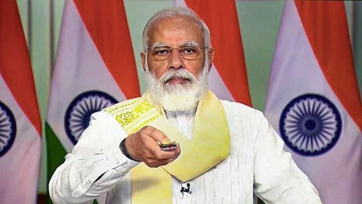 राष्ट्रीय पंचायती राज दिवस पर PM मोदी ने किया स्वामित्व योजना के तहत ई-संपत्ति कार्डो के वितरण का शुभारंभ