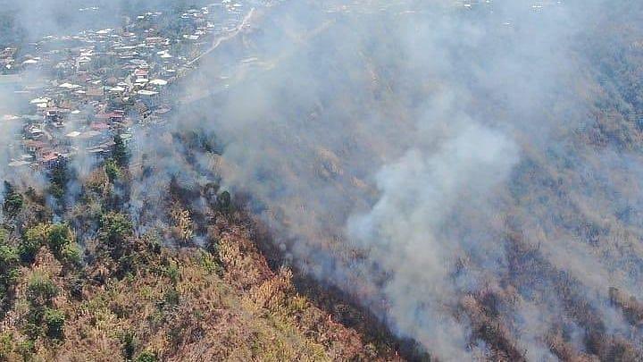 मिजोरम के जंगलों में आग के बारे मे पीएम मोदी ने मुख्यमंत्री से ली जानकारी