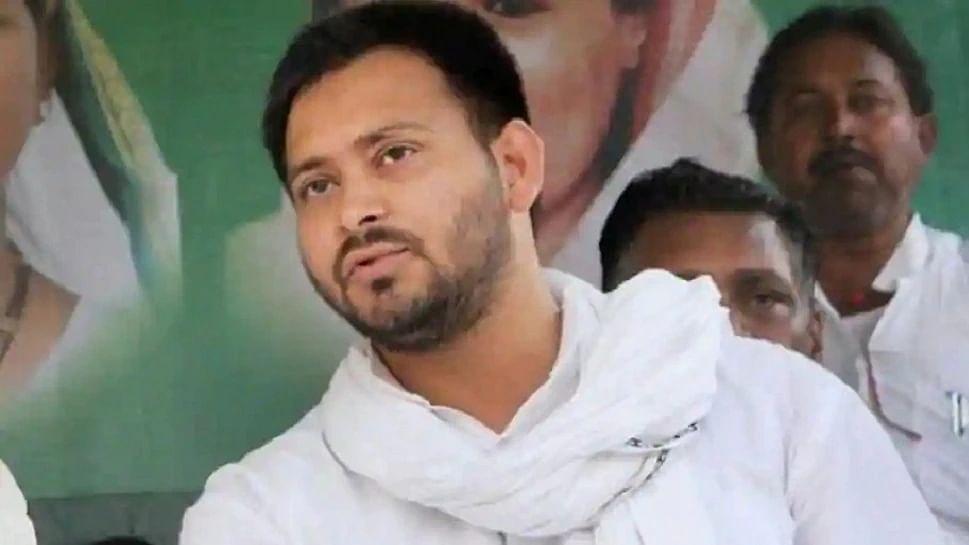 राजग के नेता दलगत भावना से ऊपर उठकर बिहार के हक की आवाज उठाएं: तेजस्वी