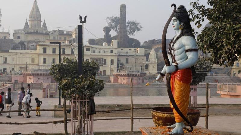 कोरोना के चलते अयोध्या में रामनवमी मेला स्थगित