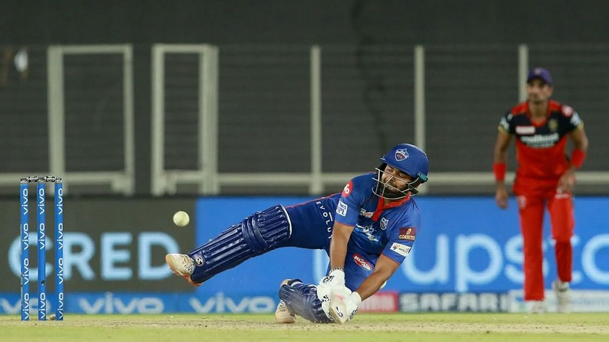 IPL-14: जीत से मात्र 1 रन दूर रह गया दिल्ली कैपिटल्स, टॉप पर पहुंचा रॉयल चैलेंजर्स बैंगलोर