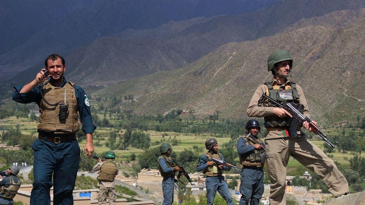अफगानिस्तान में मारे गए 35 तालिबान आतंकवादी