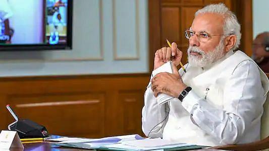ऑक्सीजन सप्लाई को लेकर PM मोदी ने की समीक्षा बैठक