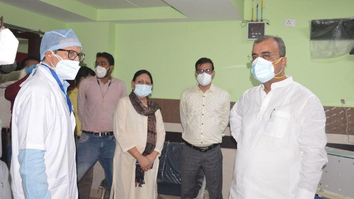 बिहार के स्वास्थ्य अपर सचिव का निधन, तारकिशोर, मंगल पांडेय ने जताया शोक