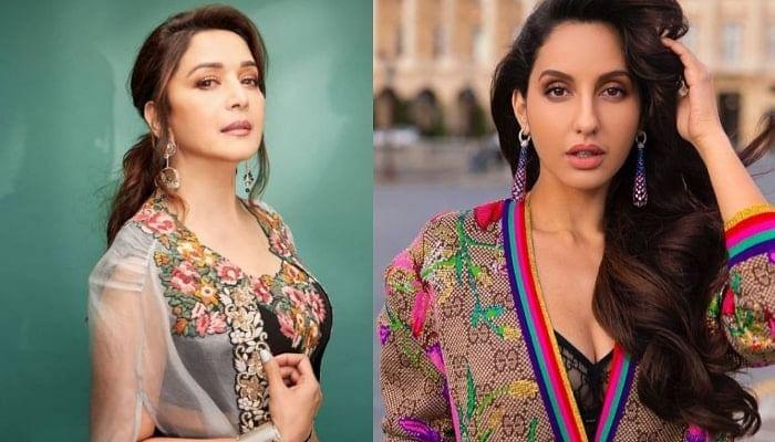 Sanjay Leela Bhansali की हीरोइन बनना चाहती हैं Nora Fatehi, Madhuri Dixit से कहा सिफारिश कर दो