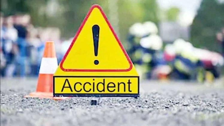 दर्दनाक: BSP नेता की 2 बेटियों की सड़क दुर्घटना में मौत
