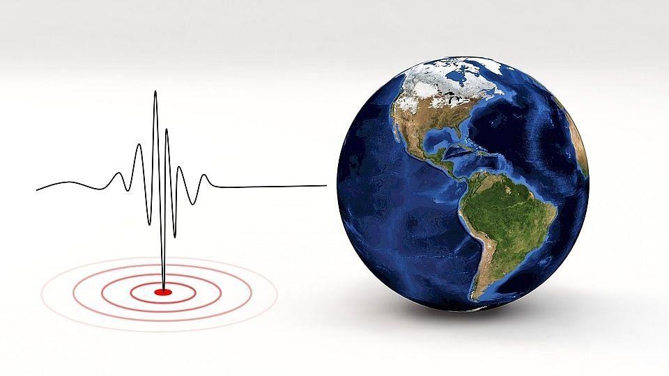 इंडोनेशिया में आया 5.9 तीव्रता का भूकंप