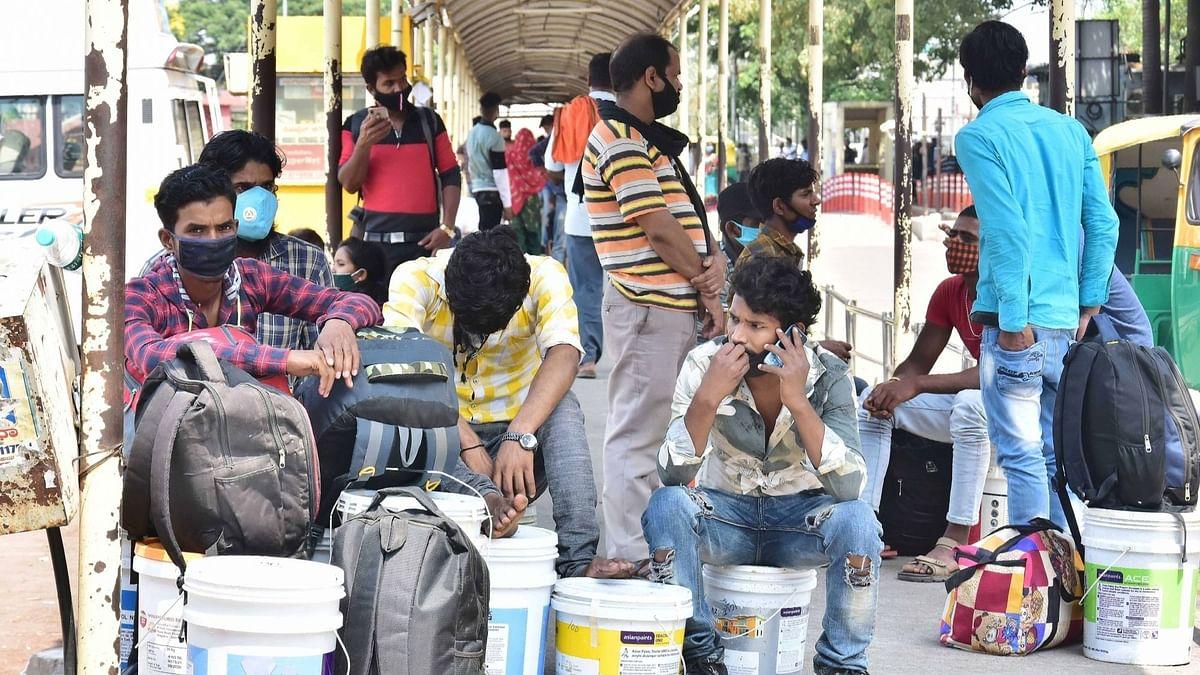 यूपी में आने वाले प्रवासियों को किया जाएगा क्वारंटीन