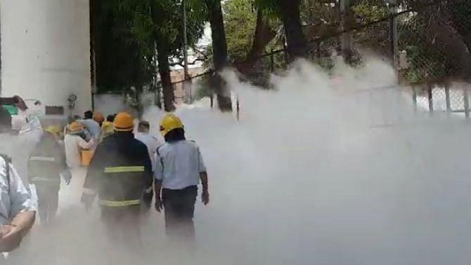 नासिक के अस्पताल में ऑक्सीजन रिसाव के कारण 22 मरीजों की मौत