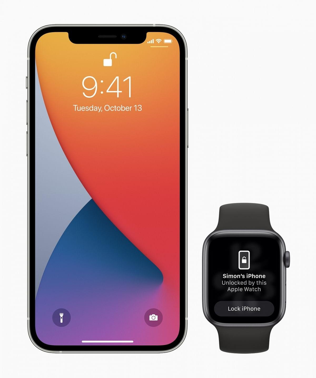 IOS 14.5 : मास्क पहनकर आईफोन को कर सकेंगे अनलॉक