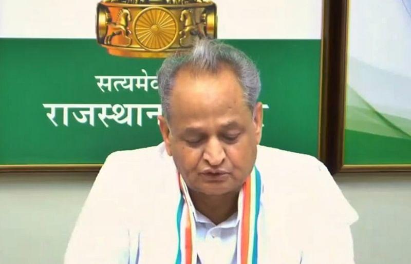 राजस्थान ने 18-45 उम्र के लिए मुफ्त कोविड टीकाकरण की घोषणा की
