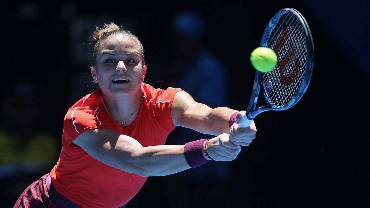 टेनिस: सक्कारी ने मियामी ओपन में ओसाका को हराया