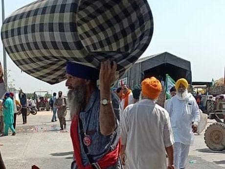 किसानों ने 24 घंटे बाद खोला केएमपी एक्सप्रेस वे
